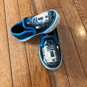 Other - Star Wars slip-ons