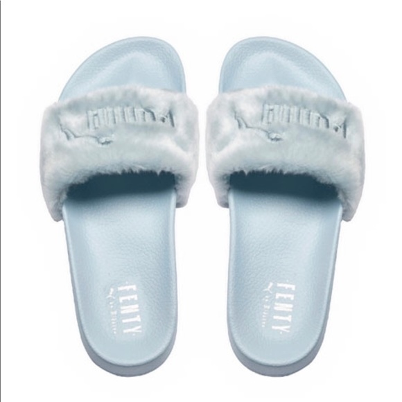 sports shoes f138f 41437 🦋NWT🦋 Fenty PUMA Slides NWT