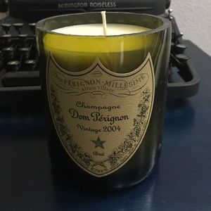 Other - Dom Perignon Champagne Candle