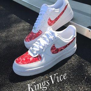 pretty nice 0a690 8baef Nike Shoes - Air Force 1 Bape Camo
