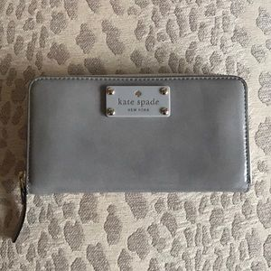 Handbags - Kate Spade Patent Leather Wallet