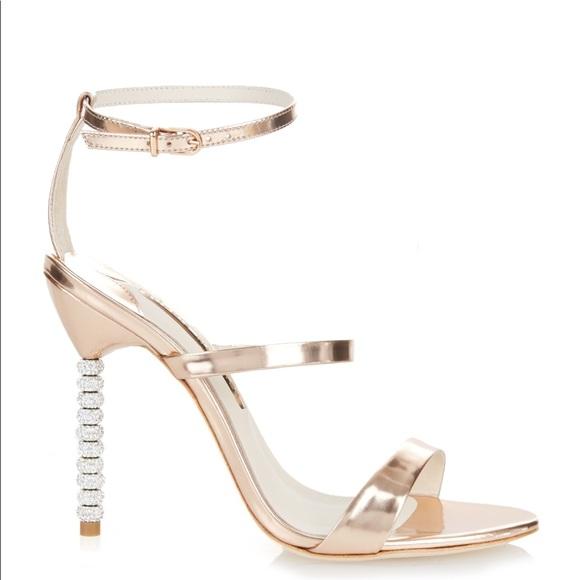2266ee9f4 Sophia Webster Rosalind Crystal Sandals. M 59a89a0f620ff77c32003980