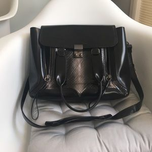 3.1 philliplim pashli medium satchel bag😘