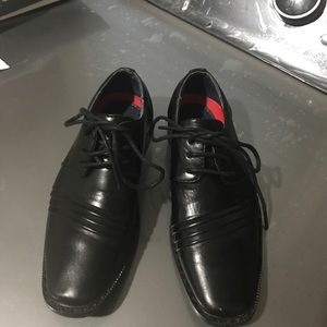 Other - Black dress boy shoes