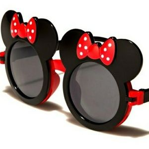 Other - Mouse Ears Round Kids Sunglasses