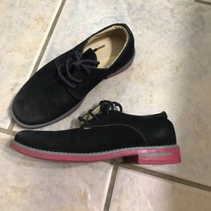Other - Black dress shoes for boy