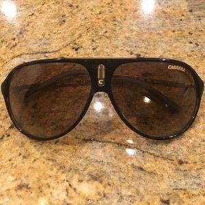Polarized Carrera sunglasses