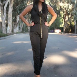 PRICE REDUCED Black Jumpsuit