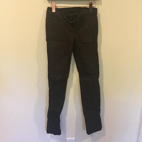 J Brand Denim - J. Brand brown denim skinny jeans