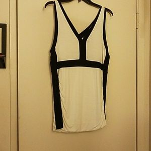 Cute rouched tank