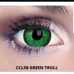 FRESHTONE Crazy Halloween Cosplay Eye Colors