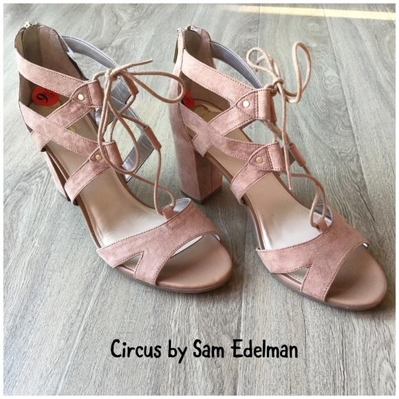 c533aaee0b8d Circus by Sam Edelman Shoes - NWOB Circus by Sam Edelman Emilia Sandal heel  9.5