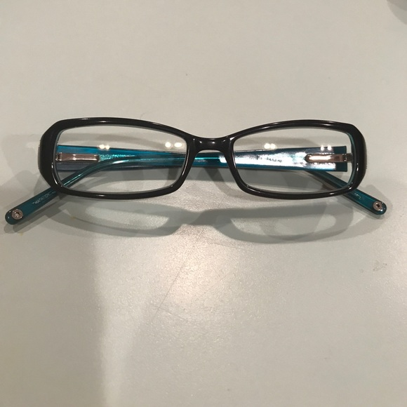 765a244f1e0c Coach Accessories | Kitty 2016 Navy Eyeglasses | Poshmark