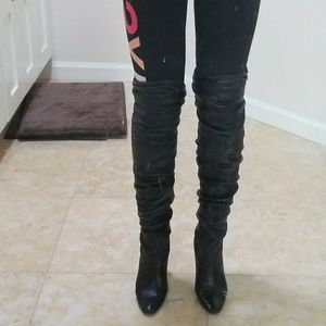 top quality sale online outlet hot sale Manolo Blahnik Python Over-The-Knee Boots free shipping classic svxi28s