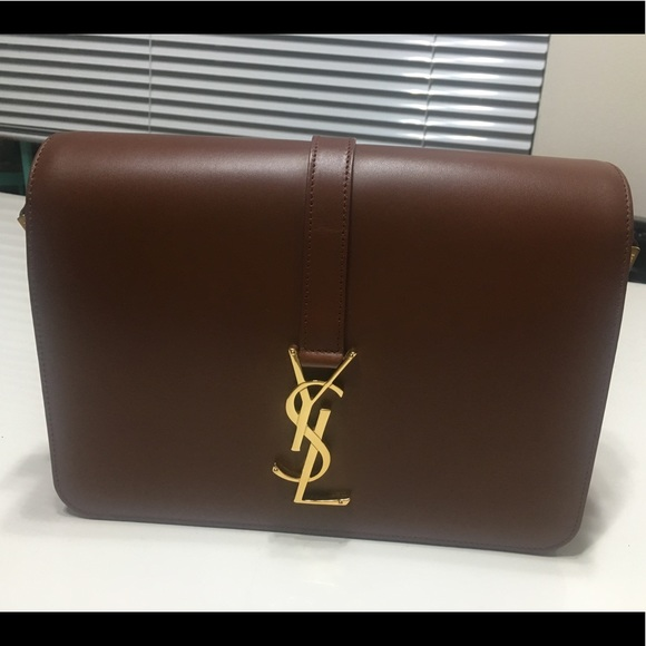 4145e70874a Saint Laurent Bags   Yves Universite Monogram Bag   Poshmark