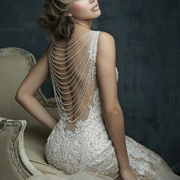 Allure Couture C388 Wedding Dress