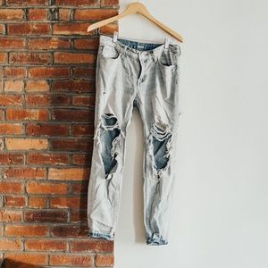 Urban Outfitters Distressed Denim Jeans
