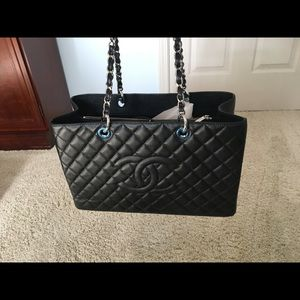 c6a5792ecbe037 CHANEL Bags | Large Shopping 30cm | Poshmark