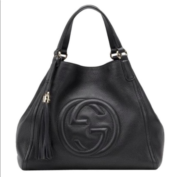 85cfc23c3 Gucci Bags | Soho Extra Large Calfskin Collection Purse | Poshmark