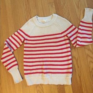 J Crew cotton sweater