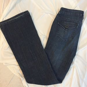 "Makers of True Originals Boot Cut Jeans (27x32.5"")"