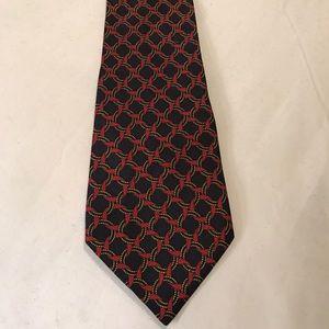 CELINE Printed Tie