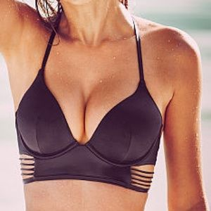 🆕😍 Victoria's Secret bombshell swim bikini top