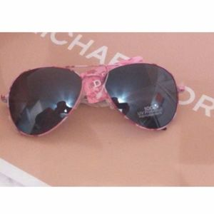 Accessories - EOS Sale! Bundle 5 for $25 NEW! Pink Camo Aviators