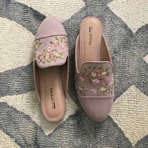 Shoes - Mule Slides