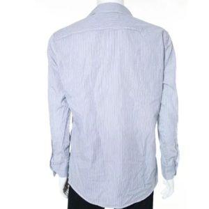 Michael Kors Shirts - MICHAEL KORS MENS  ARGYLE BUTTON DOWN SHIRT SZ LG