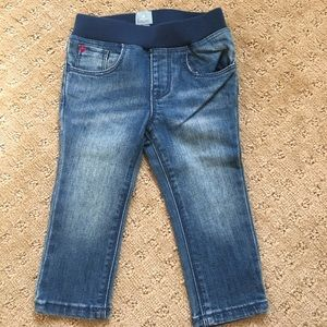 NWT Baby Gap girls jeans - 12-18 months