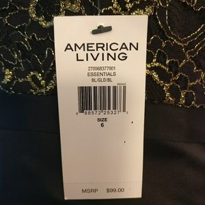 American Living Dresses - American Living Brand New Gorgeous Dress