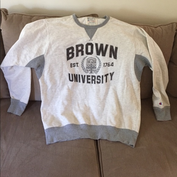 c755770008ac Champion Other - Vintage BROWN UNIVERSITY sweater