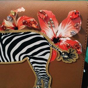 e4027aead7a Aldo Bags - ALDO safari satchel bag