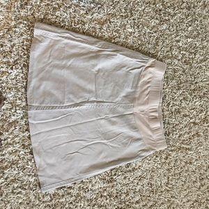Motherhood maternity skirt
