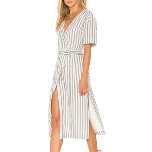 Tularosa Maddy Stripe Dress