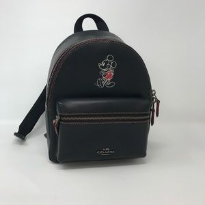 8077de32334 Coach Bags - Disney X Coach Mickey Mini Charlie Backpack