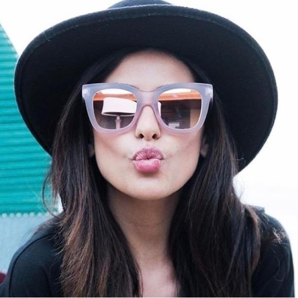 2c6b8e964c Quay After Hours Sunglasses - Pink Mirrored Lenses.  M 59b09d874127d0049c06089b