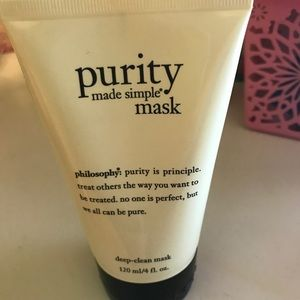 Purity made simple mask