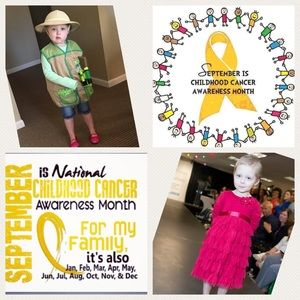 Other - September is Childhood Cancer awareness month 🎗