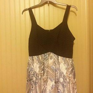 Avenue Handkerchief Dress