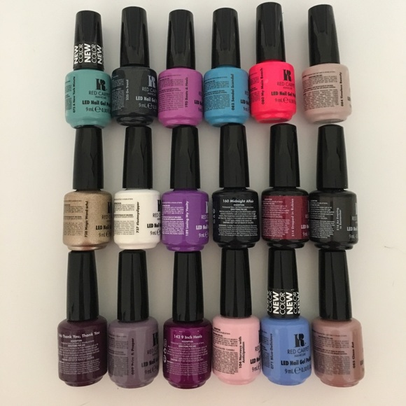 red carpet manicure Other - NEW Red Carpet Manicure Gel Polish Collection