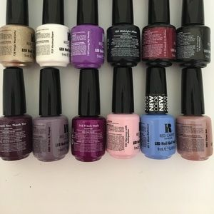 red carpet manicure Makeup - NEW Red Carpet Manicure Gel Polish Collection