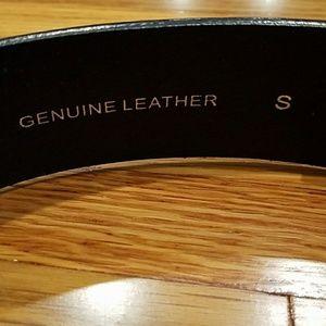 Puma Accessories - Puma genuine leather belt