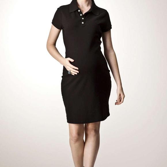 7739d177160 Rosie Pope Maternity Polo Shirt Dress. M 59a9b8c2b4188eb8a10000b5