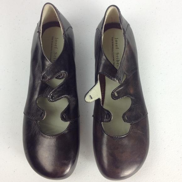 buy popular a3af1 2db59 Josef Seibel Comfort Fiona 04 Flats No Laces SZ 37