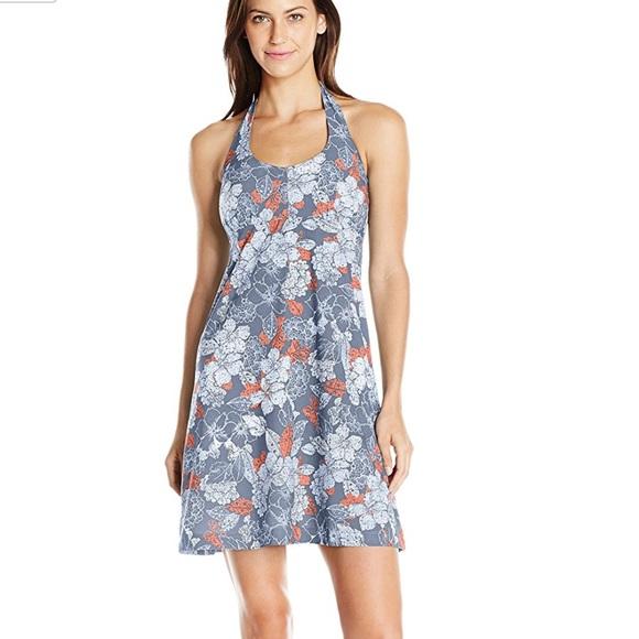 1c0e71ac8373 Columbia Dresses | Pfg Armadale Halter Dress | Poshmark