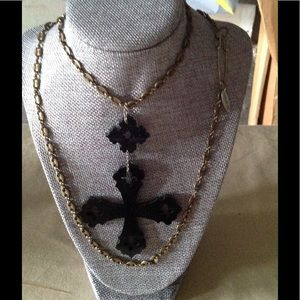 Jewelry - Designer Candace Ang necklace is 36 inches long