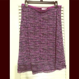 💁Pretty Boho Style Purple Skirt 💜