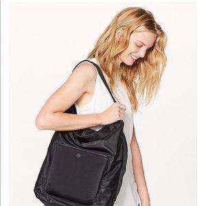 Lululemon Athletica Handbags Sold Lululemon All Set Hobo